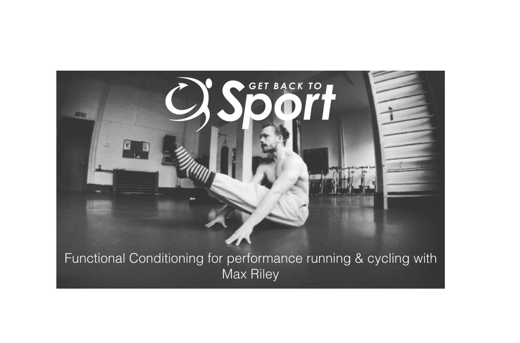 Functional Conditioning for Runners and Riders