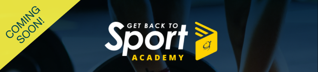 Get back To Sport Academy